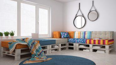 riciclo creativo mobili
