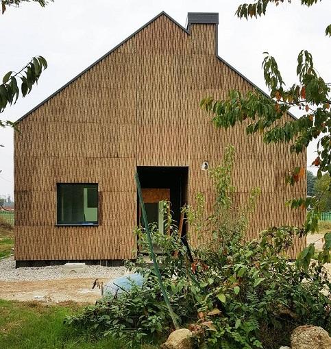 case di sughero in italia