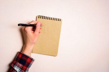 Benefici della scrittura a mano