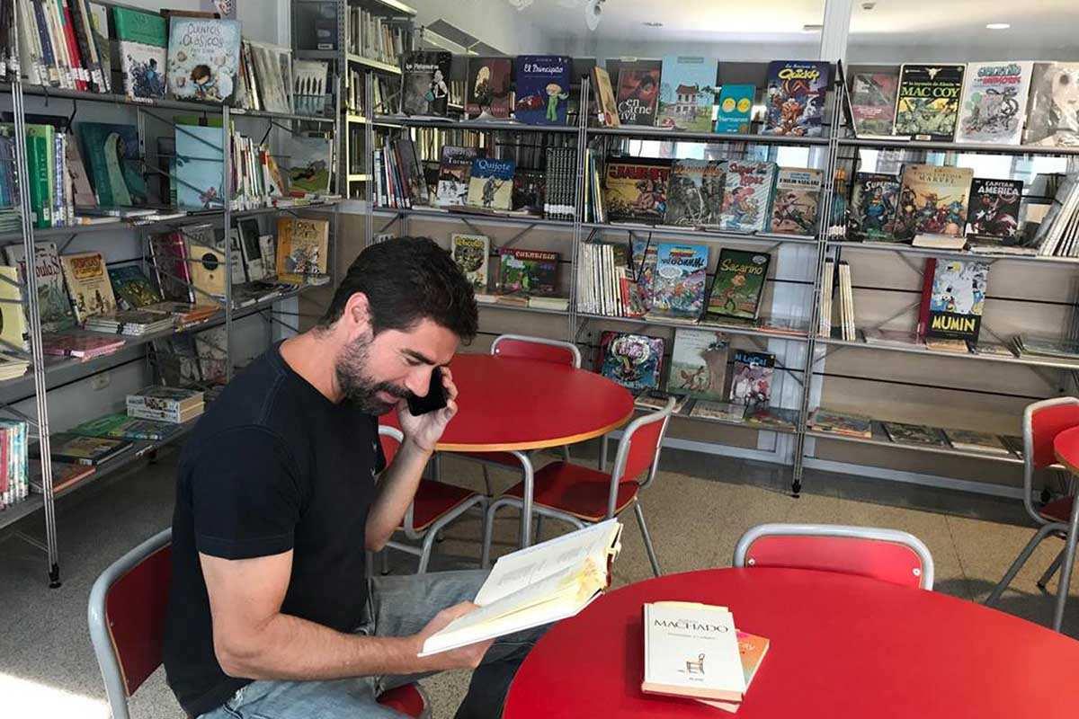 biblioterapia per anziani