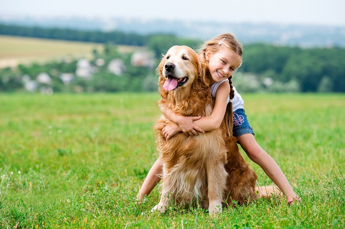 Convivenza cani e bambini