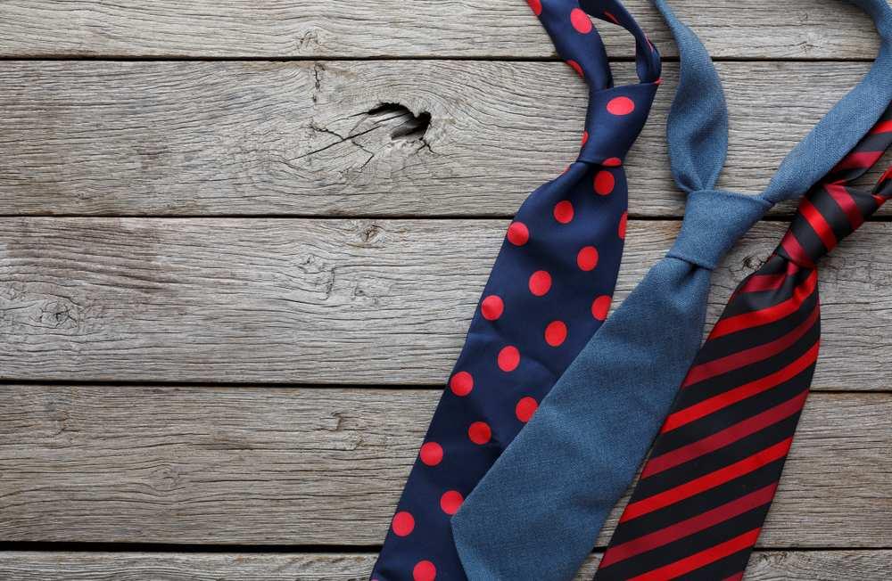 come riciclare le cravatte