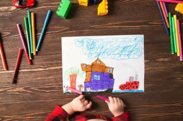 Disegnare è importante per i bambini