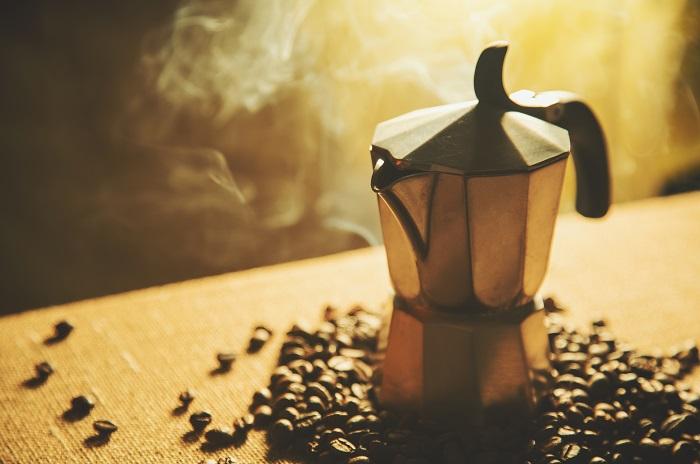 Riciclo caffettiere