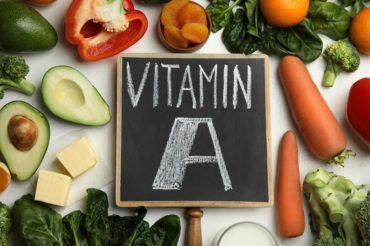 Benefici della Vitamina A o retinolo