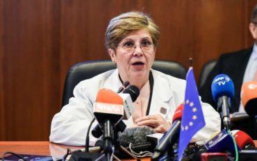 MARIA ROSARIA CAPOBIANCHI CORONAVIRUS