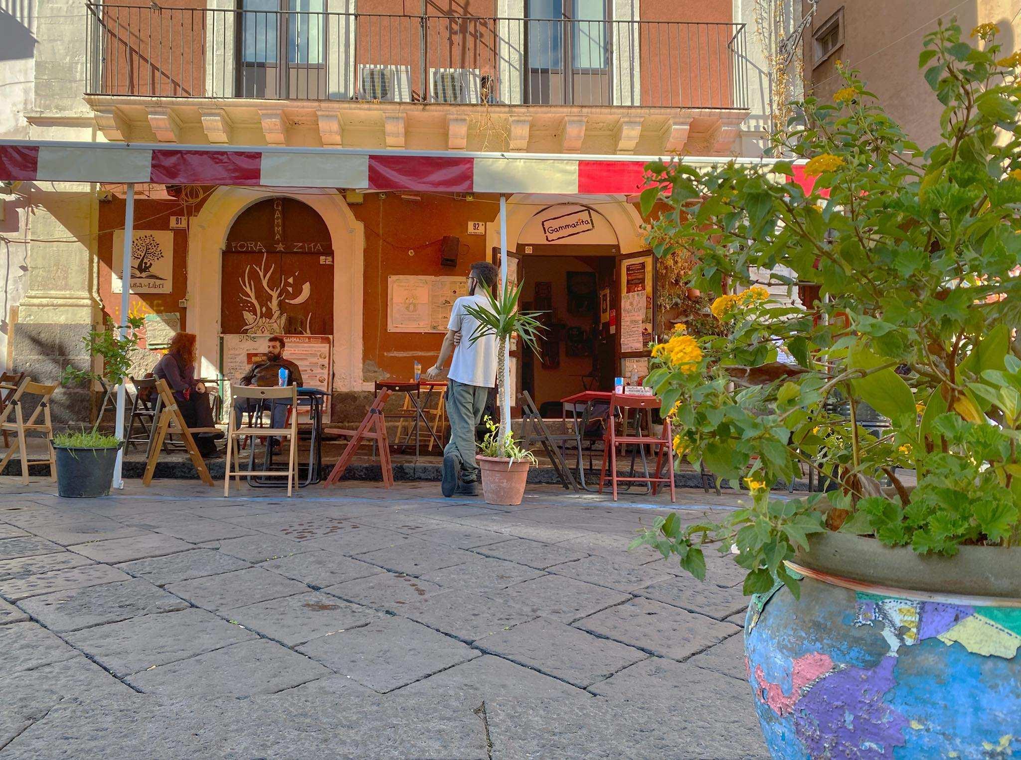 Gammazita, a Catania l'associazione che riempie la città di arte, solidarietà e bellezza