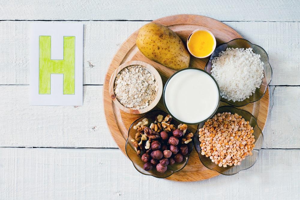 Benefici della vitamina H