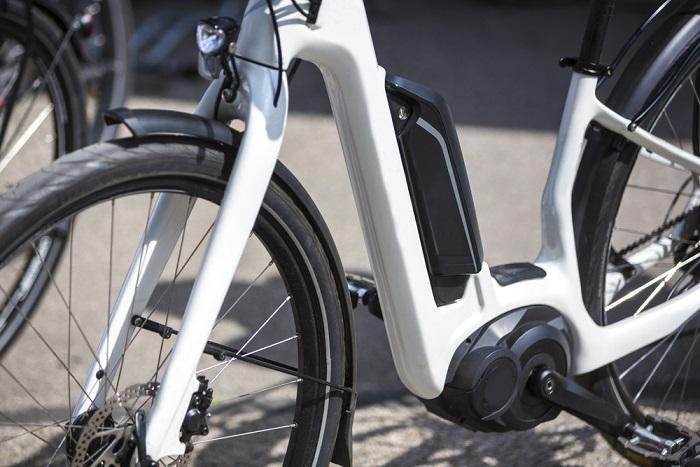 manutenzione batteria della bici elettrica