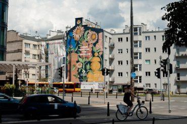 Murale di Varsavia
