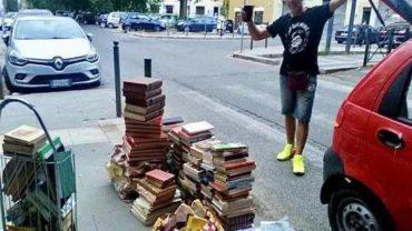 il salvatore di libri