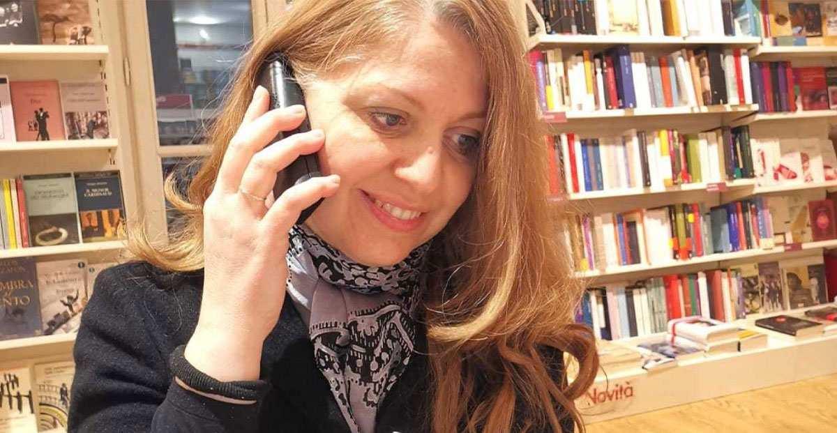 libri al telefono trieste