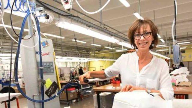 operaie che salvano il centro moda polesano