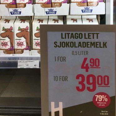 supermercato norvegese che salva il cibo