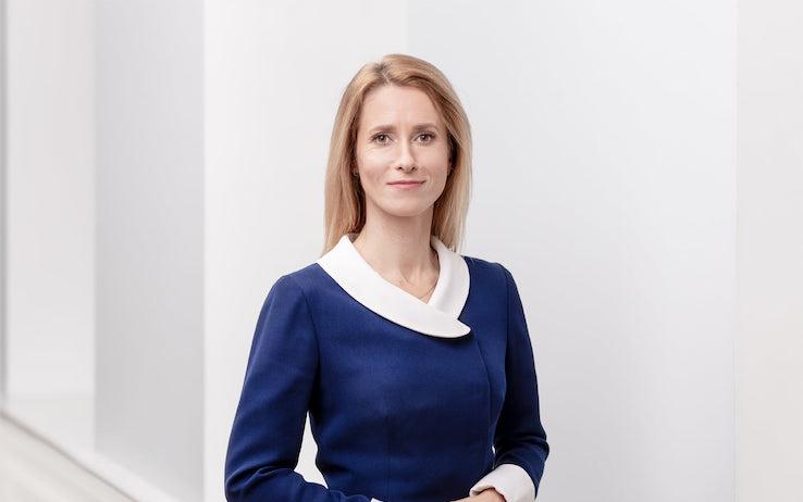 Donne al potere in Estonia