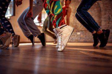 La danza fa bene all'equilibrio