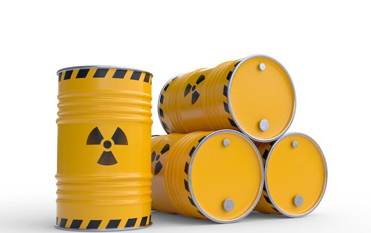Siti rifiuti radioattivi Italia