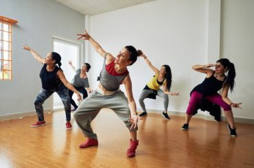 Benefici danza