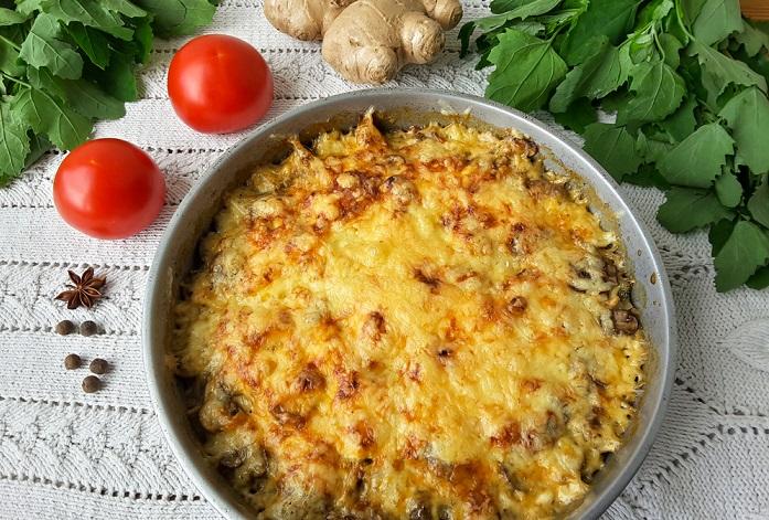 ricetta quinoa al gratin