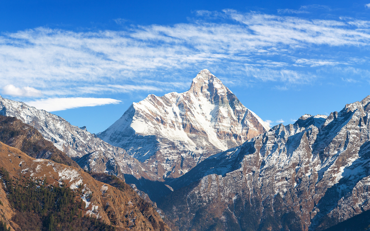 Ghiacciaio Himalaya