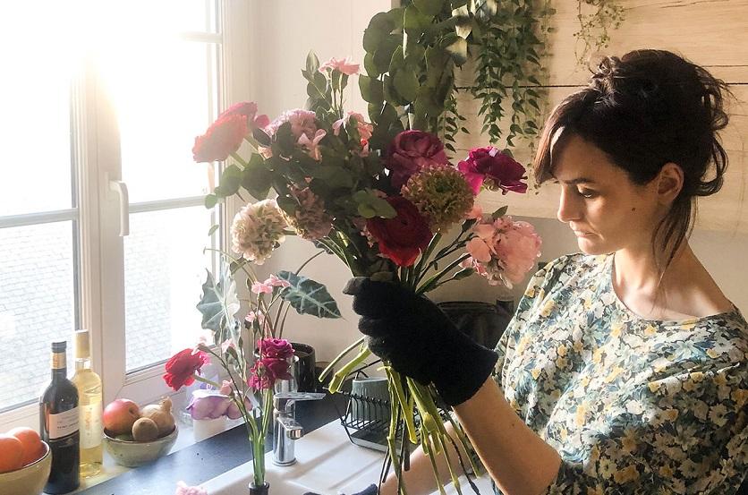 Fiori a chilometro zero, in Francia la piattaforma Fleur d'ici di una ex reporter
