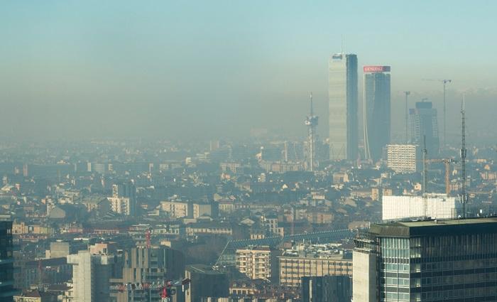 smog e perdita della vista