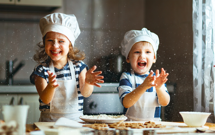 cucina sicura bambini