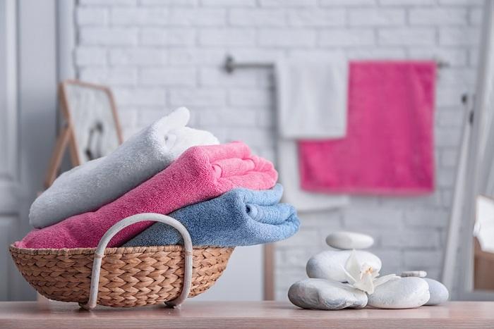 ammorbidente fai da te per asciugamani