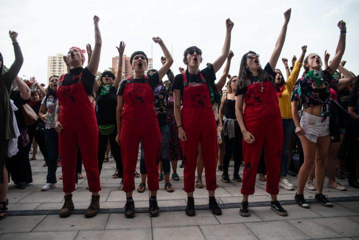 Las Tesis, l'inno ripreso in tutto il mondo per denunciare la violenza contro le donne
