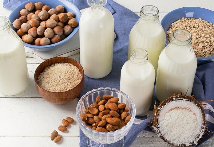 come scegliere il latte vegetale