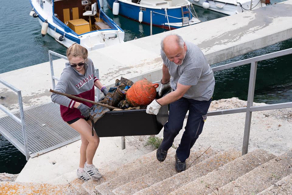 Progetto marGnet: la plastica del mare raccolta dai pescatori diventa benzina per le loro barche