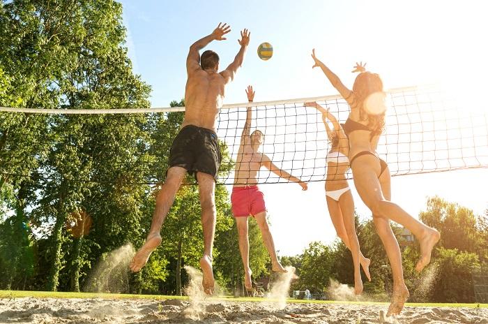 Benefici della pallavolo