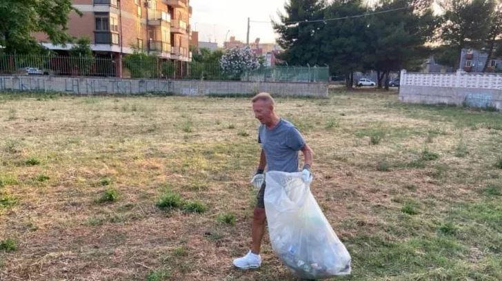 pulizia fai da te del proprio quartiere