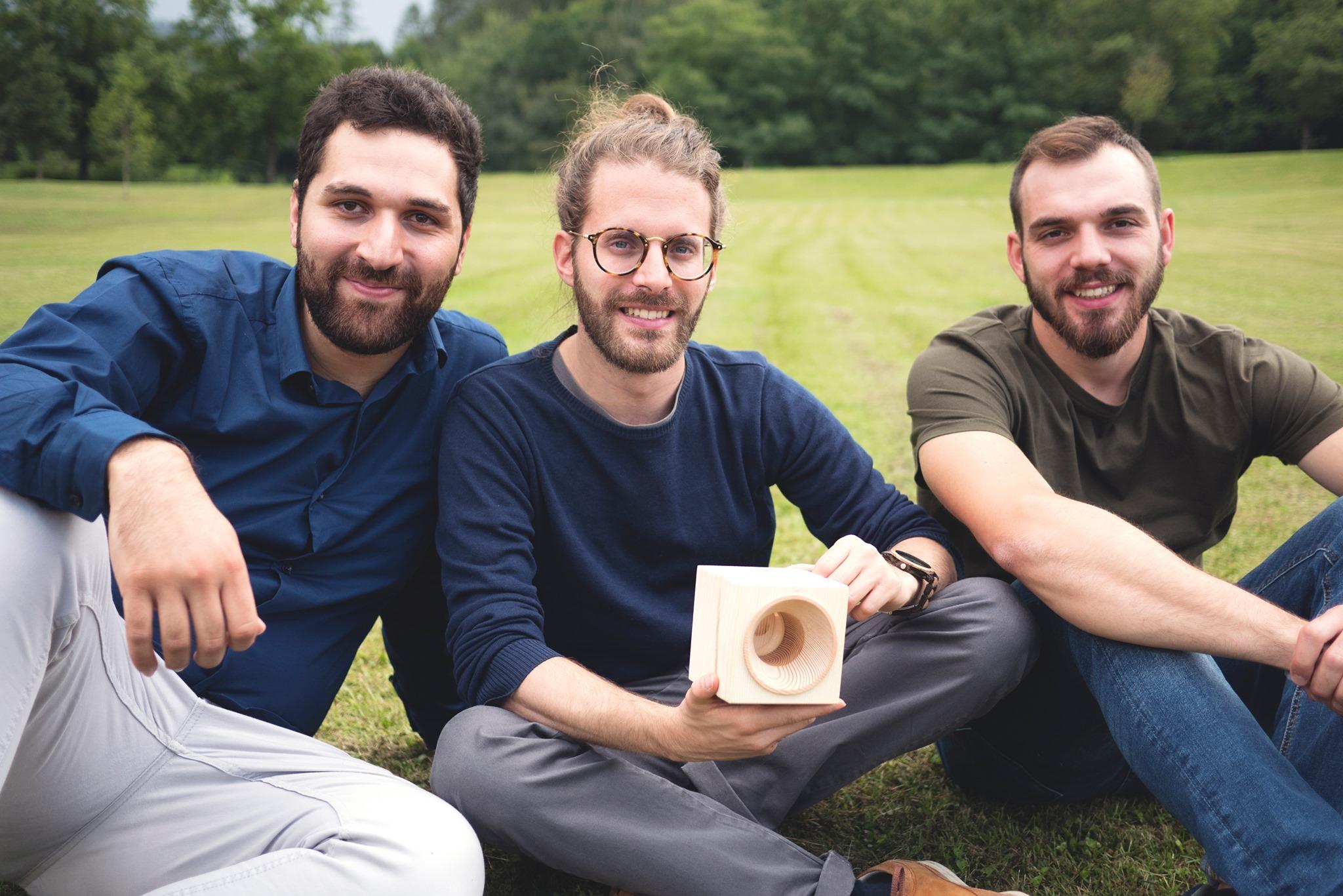 Vaia Cube, il progetto per non sprecare il legno delle Dolomiti