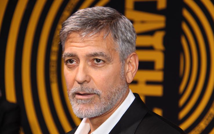 George Clooney GREENWASHING STAR DI HOLLYWOOD