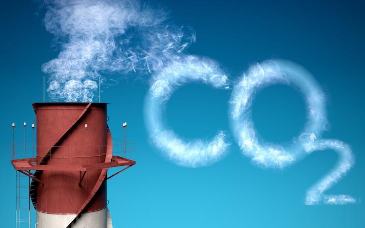 come riciclare anidride carbonica