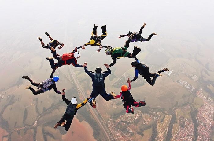adrenalina e sport